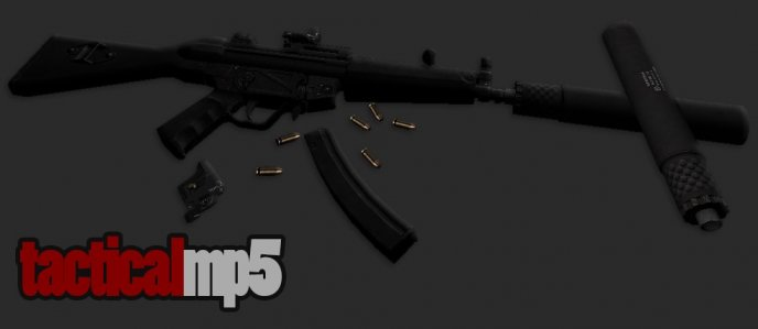Tactical MP5