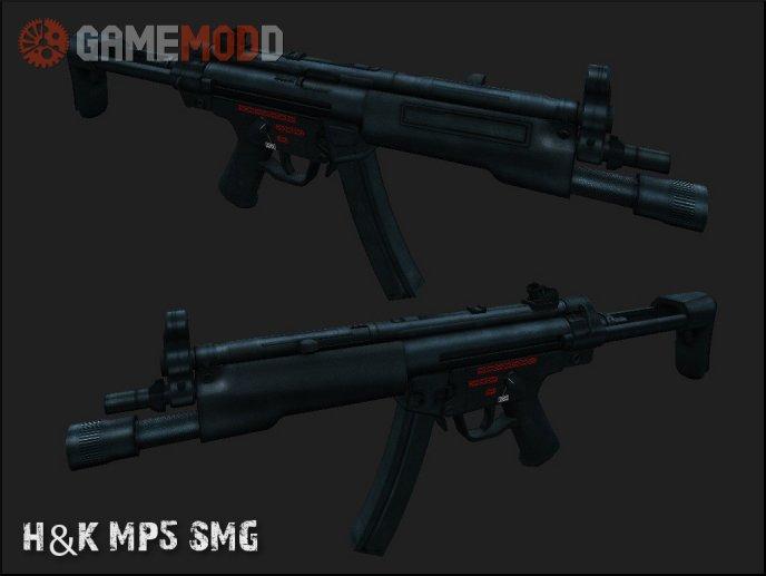 H&K Mp-5 Smg