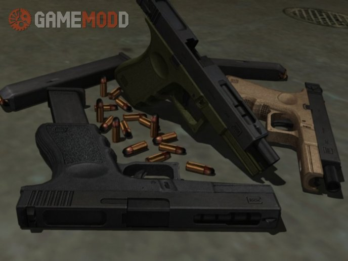 Glock 18 Fully Automatic
