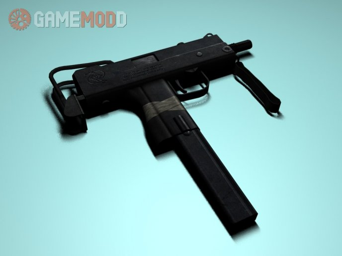 Pete3D&Millenia's MAC-10 On 3 Set Anims Pack