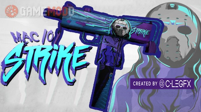 MAC 10 | Strike (Slasher)