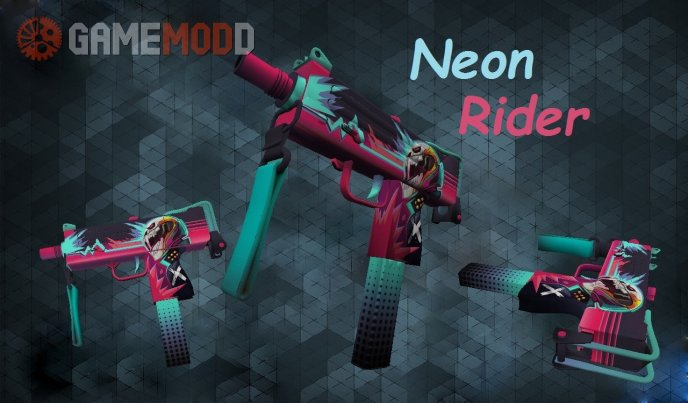 Neon Rider HD