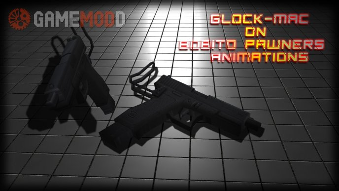 Glock19-Mac on BP's Animations