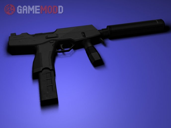 Mr.D & Reason's Steyr TMP On 2 Set Anims Pack