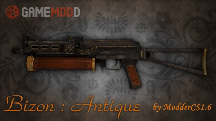 PP-Bizon | Antique