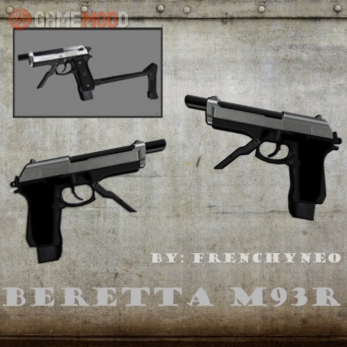Beretta M935 by FrenchyNeo