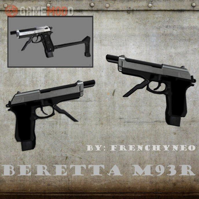 Beretta M935 by FrenchyNeo
