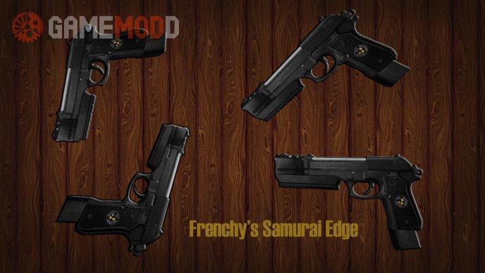 Frenchy's Samurai Edge